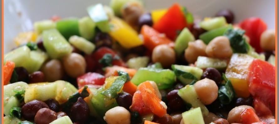Chana Salad