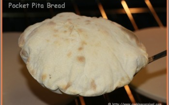 Pocket Pita Bread