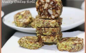 Nutty Dates Roll