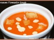 Cream Tomato Soup
