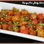 Kung Pao Baby Corn Potato