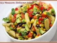 Spicy Mexican Italiano Salad