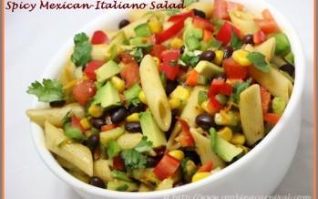 Spicy Mexican Italiano Salad