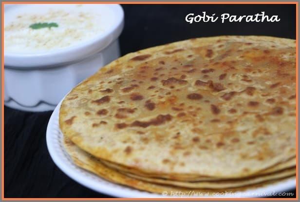 Gobi Paratha