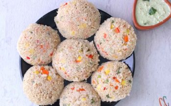 Cookingcarnival indian jain recipe oats idli forumfinder Image collections