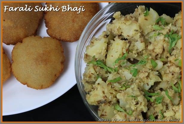 Farali Sukhi Bhaji