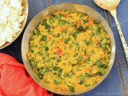 Kale And Moong Ki Dal