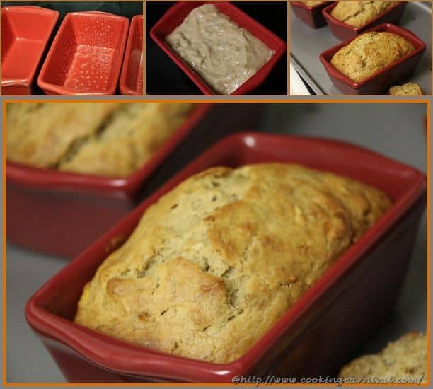 Whole Wheat Nutty Banana Bread_9to12