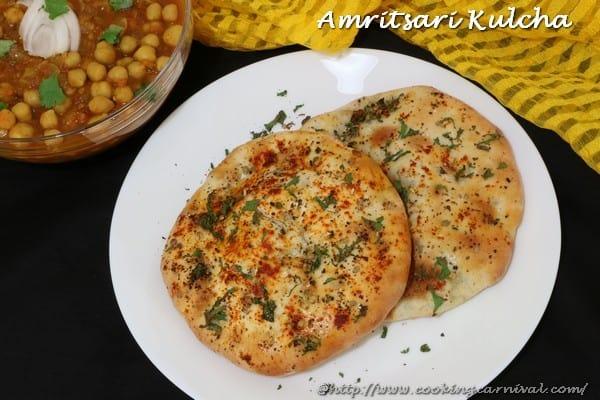 Amritsari Kulcha