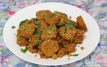 Cabbage Muthiya