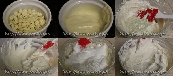 No Bake White Chocolate Strawberry Cheesecake_3TO8