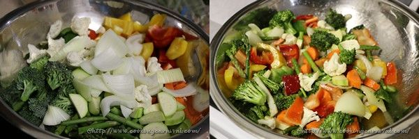 Oven Roated Veggie Quesedilla _1_2