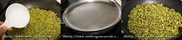 Dry Whole Mung Sabzi