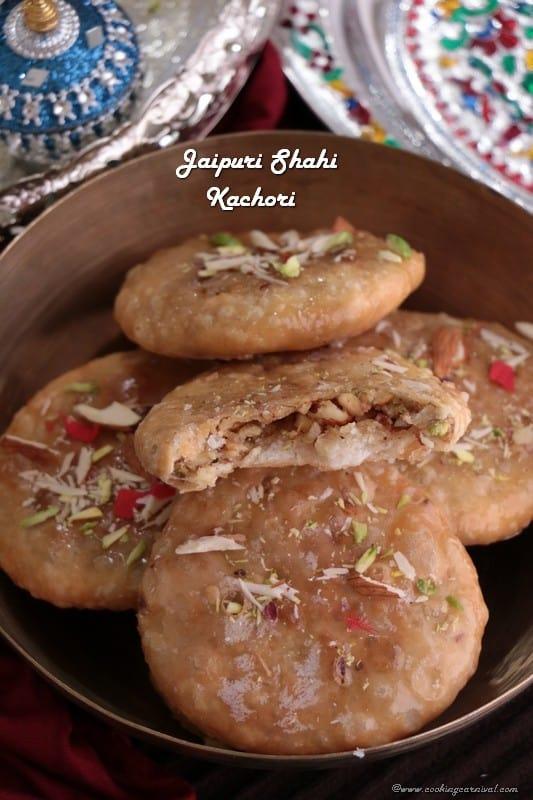 Jaipuri Shahi Kachori