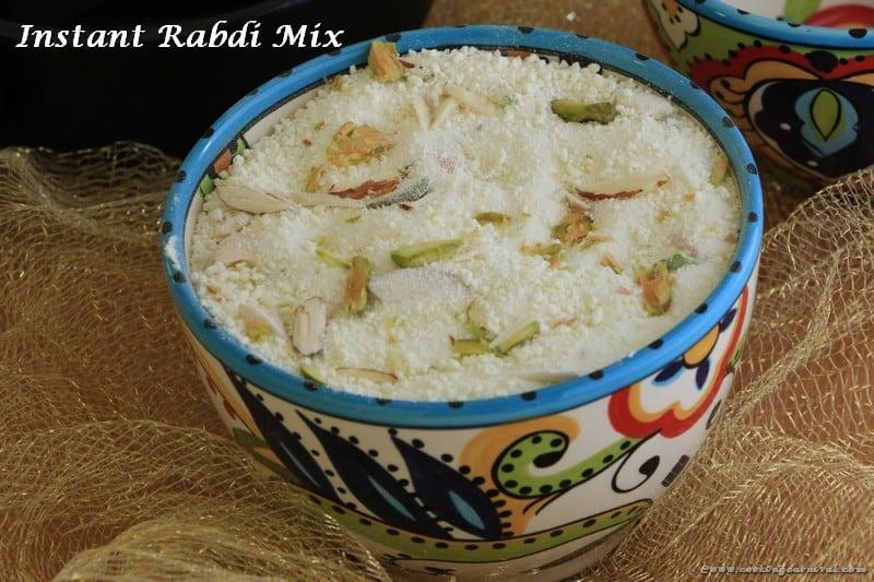 Instant Rabdi Mix