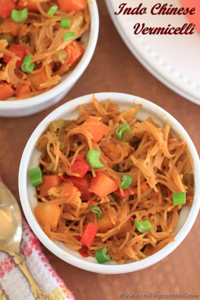 Indo Chinese Vermicelli