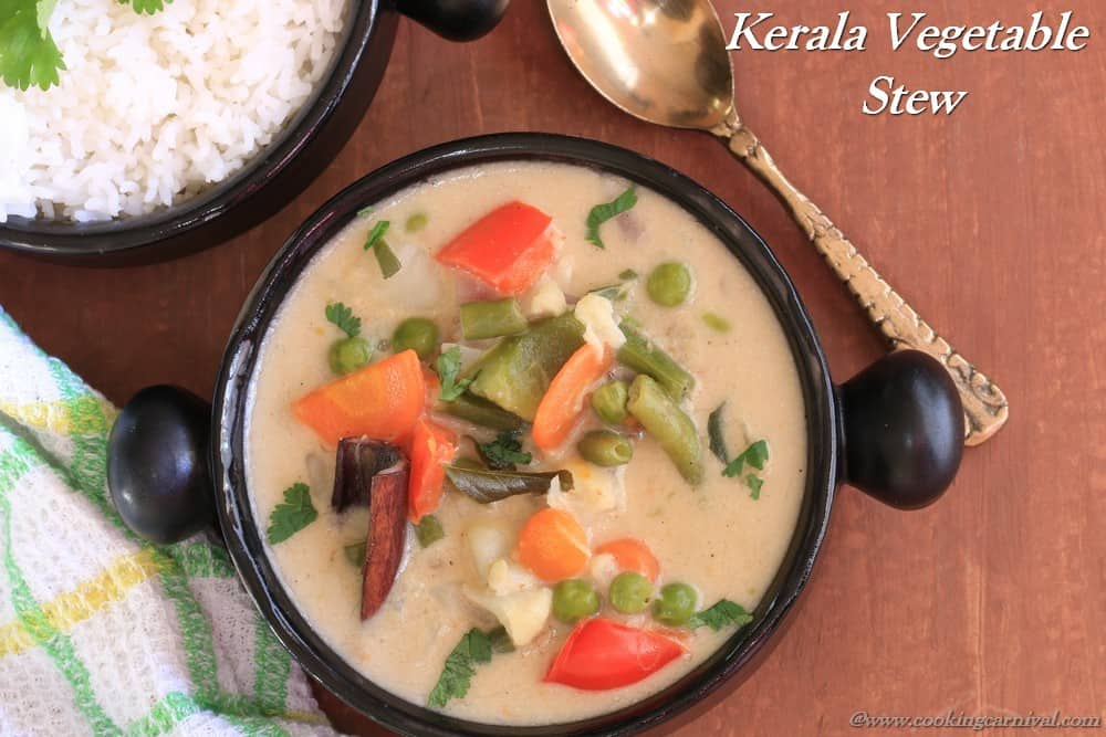 Kerala Vegetable Stew