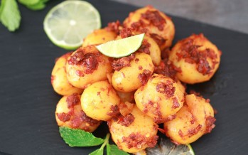 Peri Peri Potatoes