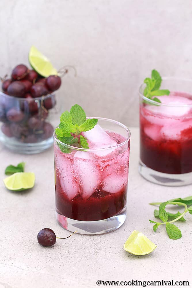 Cherry Cooler