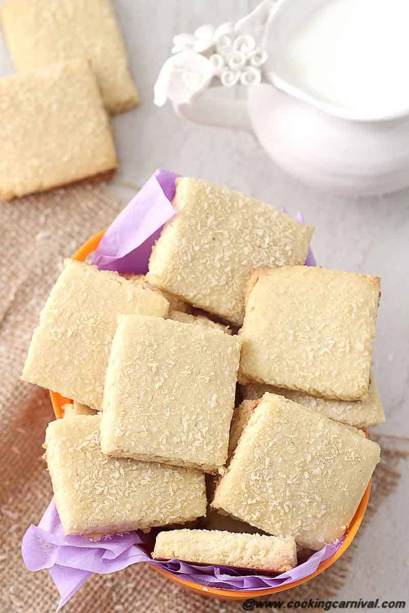 Eggless-Coconut-Cookies