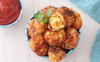 Cheese Corn Balls