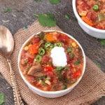 Quinoa Chili In Instant Pot