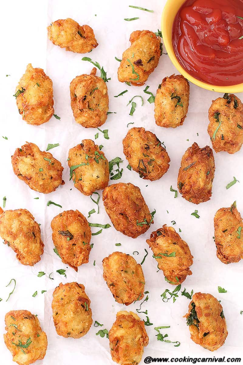 Home Made Tater Tots