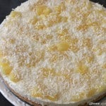 No Bake Pineapple Delight Cake