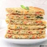 Veggie Mayo Grilled Sandwich