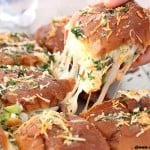 Veggie Pizza Sliders