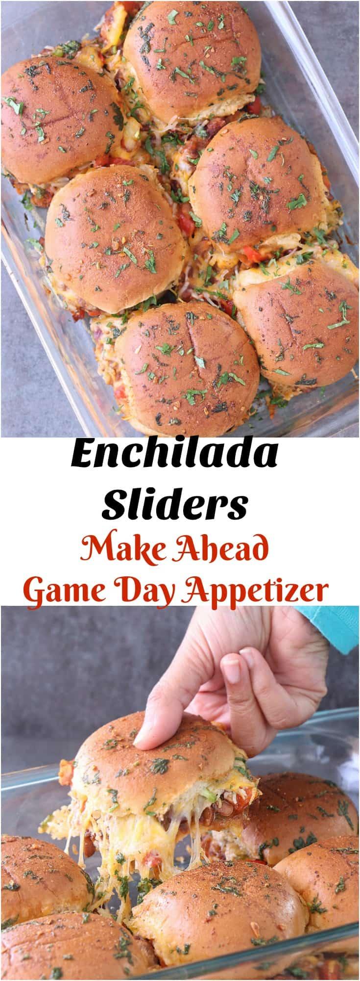 Enchilada Sliders