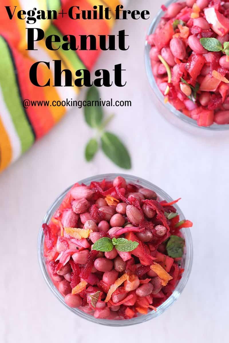 Peanut Chaat