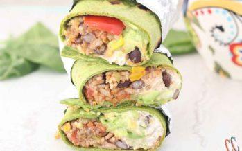Instant Pot Burrito Wrap