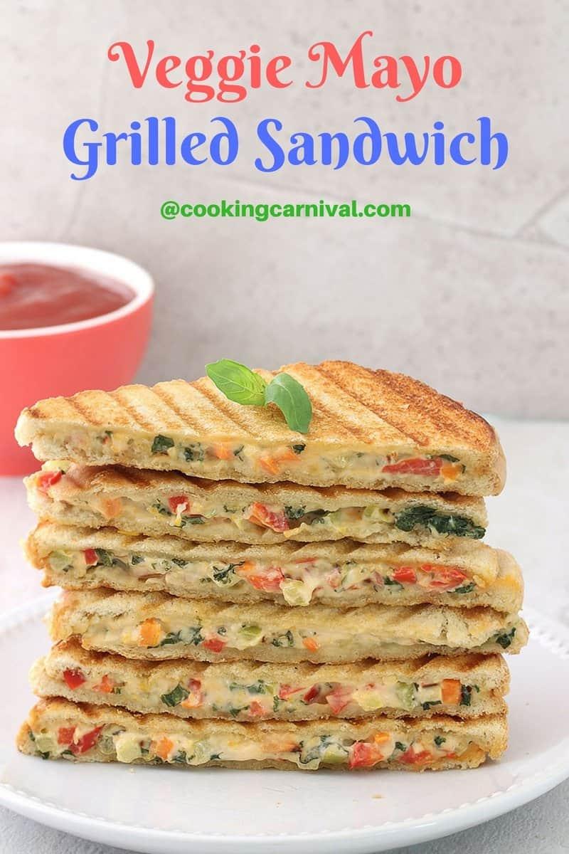 Veg Mayo Grilled Sandwich1