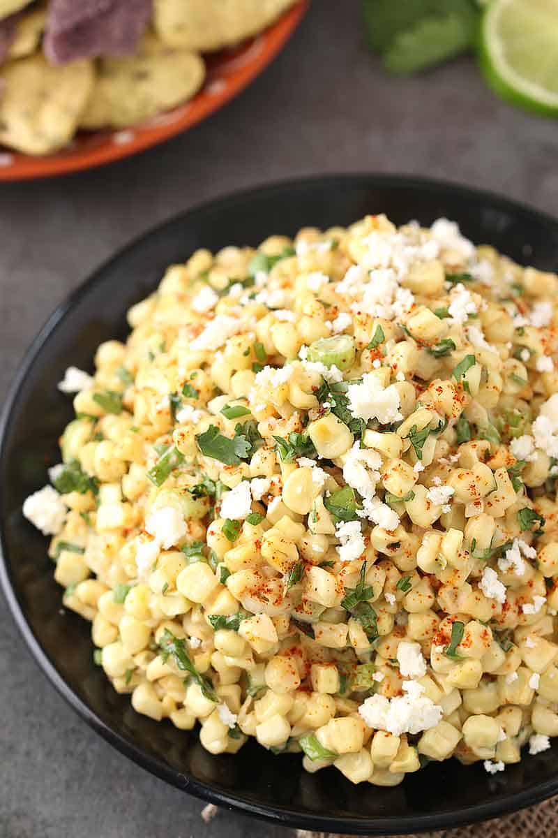 Elote Dip / Party appetizer