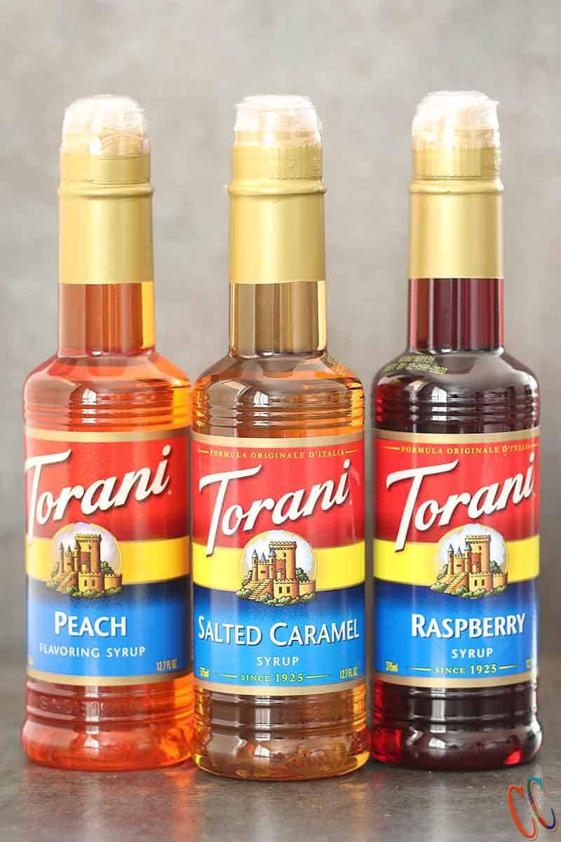 Caramel Italian Cream Soda