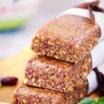 energy bar / vegan energy bar / homemade energy bar recipe / how to make energy balls/