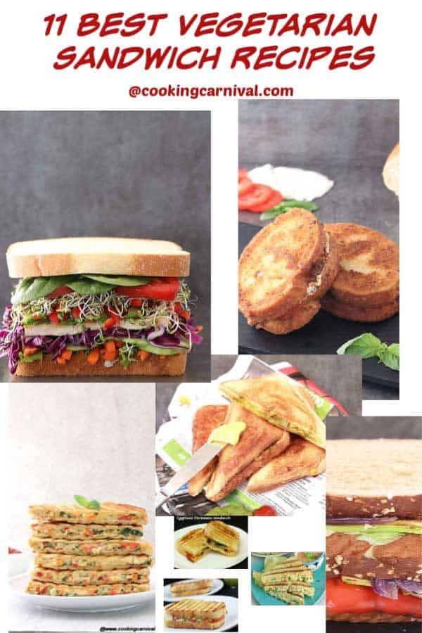 Vegetarian sandwich recipes / vegan sandwich recipes, healthy sandwich recipes, sandwich recipes, easy sandwich recipes, best sandwich recipes / indian sandwich recipes / mayo sandwich recipes