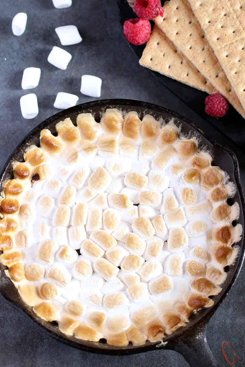 Smores Dip, best dessert dip