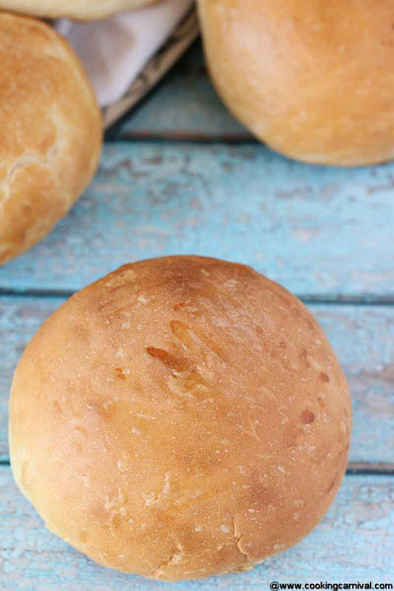 Best recipe of homemade bread bowl