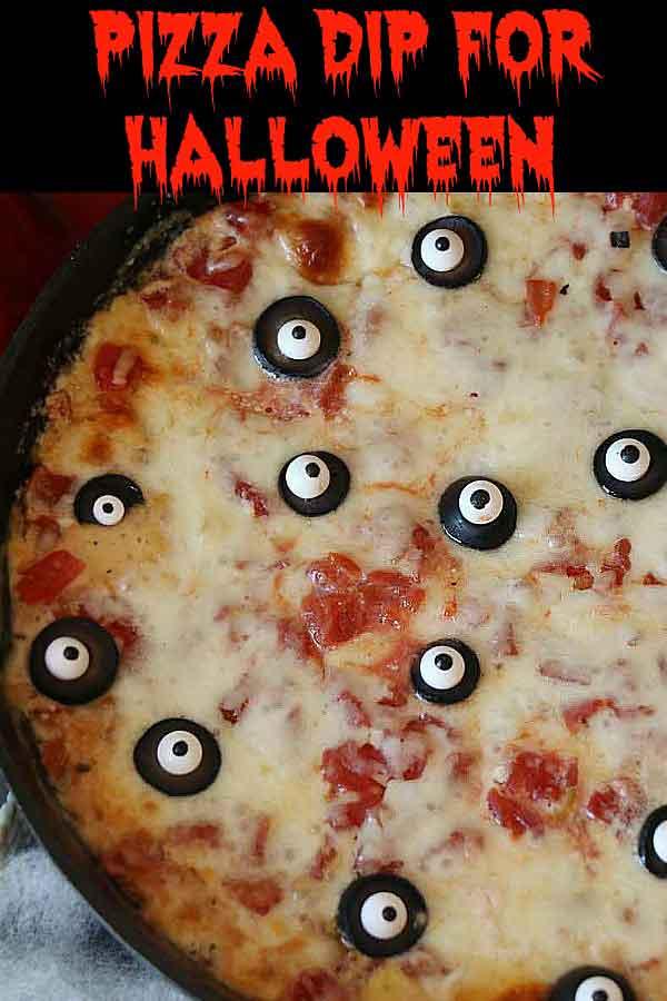 Monster Pizza Dip