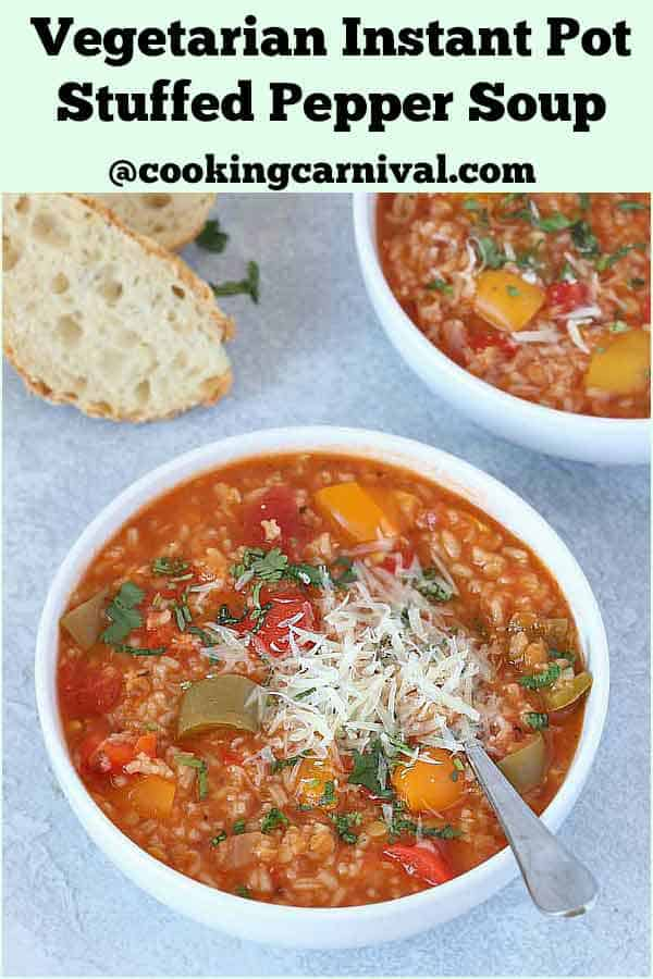 instant pot stuffed pepper soup recipe 2