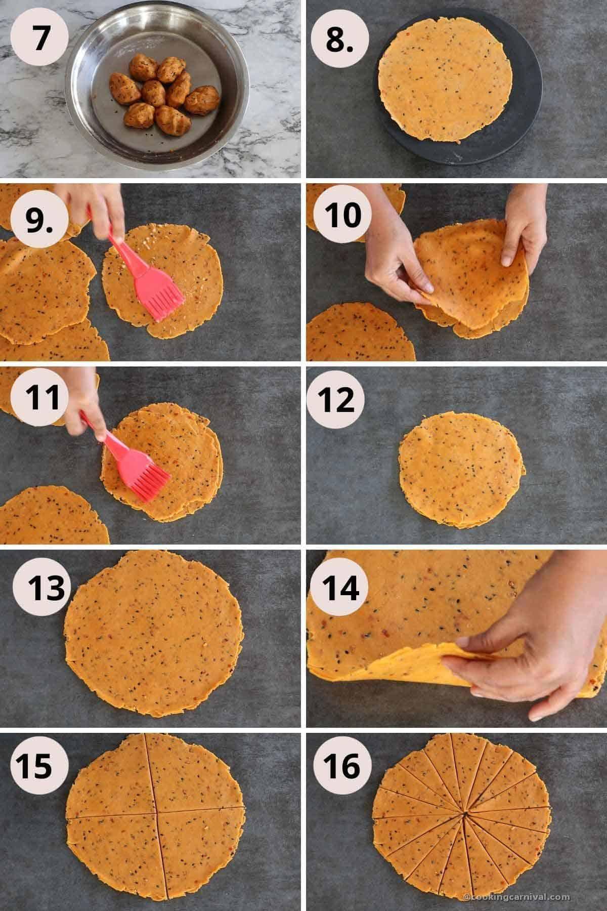 rollong mathri dough